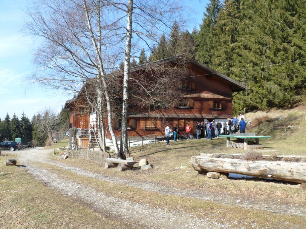 Probenwochenende am 10 + 11.03.2012
