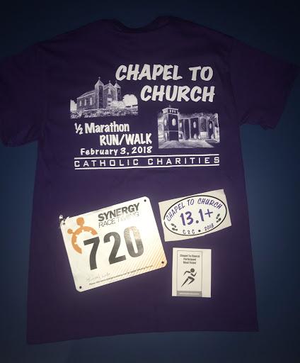 Chapel 2 Church T-shirt