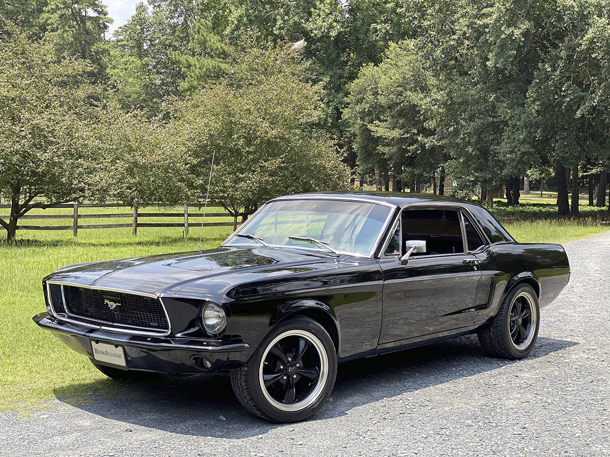 Ford Mustang Hire Southern Pines