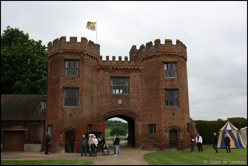 The Gatehouse Lullingstone Castle