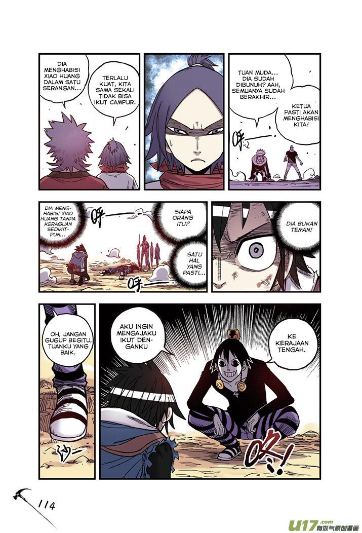 Zui Wu Dao Chapter 24