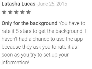 misleading google play rating