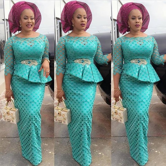 Latest Long ankara Dress Styles 2017 (4)