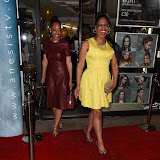 OIC - ENTSIMAGES.COM - Imani Evans and Susan Evans at the Anesis  TV launch party at Clapham Common London 20th June 2915 Photo Mobis Photos/OIC 0203 174 1069
