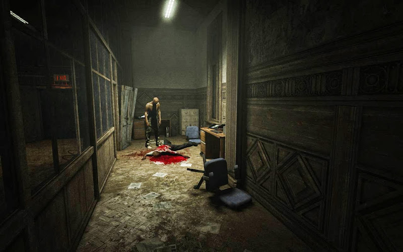 Screen Shot Of Outlast (2013) Full PC Game Free Download at Alldownloads4u.Com