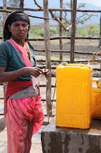 Pouhých 43 % obyvatel Etiopie má přístup k nezávadné vodě. (Foto: Monika Ticháčková)