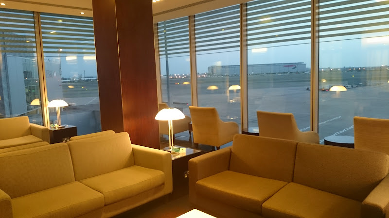 DSC 4575 - REVIEW - The Lounges of LHR T3 - EK, CX and BA (September 2014)
