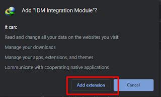 Cara Mengatasi Tombol IDM Tidak Muncul di Chrome dan Firefox