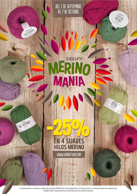 Descuento Merino Drops en L de Lana tienda on line