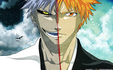 night bleach kurosaki ichigo day hollow ichigo 1280x800 wallpaper