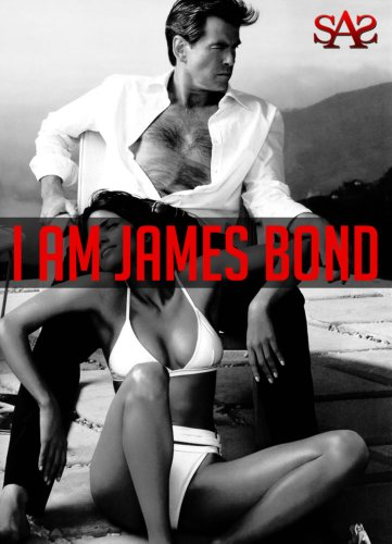 S.A.S - I Am James Bond