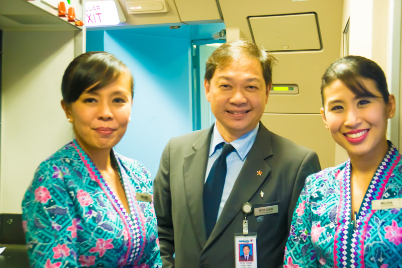 Malaysia airline, flight attendatnts