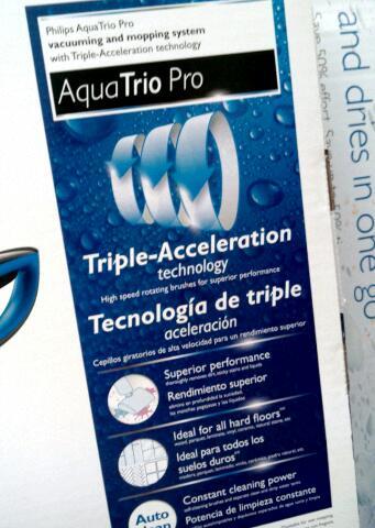 produktinfo und test ersatzrollen f r philips aqua trio pro. Black Bedroom Furniture Sets. Home Design Ideas