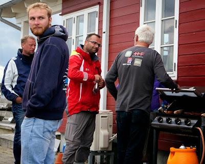 Lørdag i Orø Bådelaug