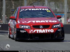 Tony Ricciardello - B&M Ricciardello Racing (Alfa, Sports Sedans) & Stratco Racing (Holden, V8 Supercars)
