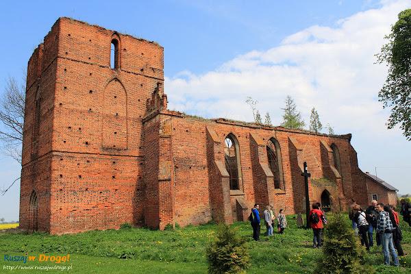 Ruiny Kościoła w Fiszewie