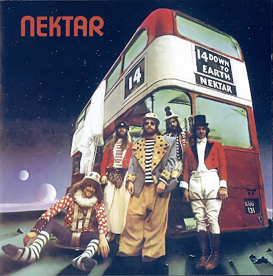 Nektar ~ 1974 ~ Down To Earth