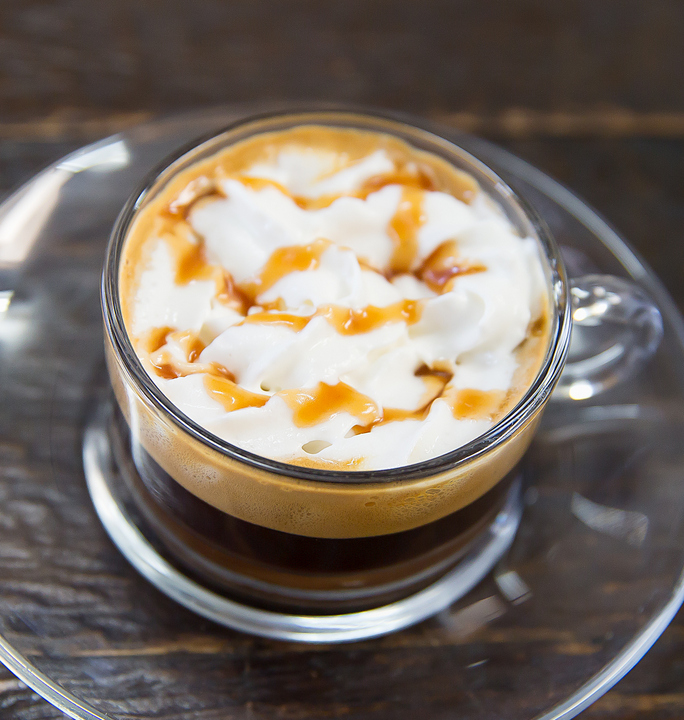 photo of Salted Caramel Con Panna
