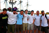 the guys in Baltimore Harbor