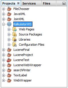 membuat web services kalkulator