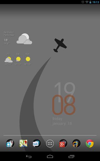 一起來分享你 Android 手機的桌面配置吧!