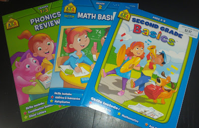 POD: New workbooks for Jacob