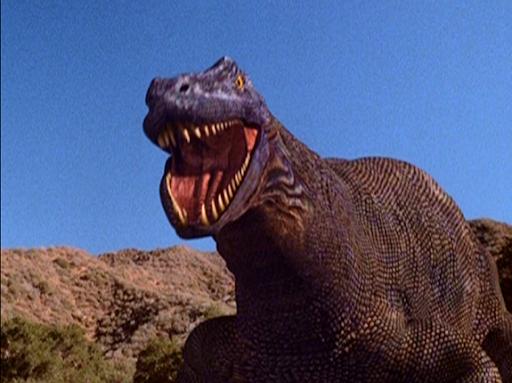 Dragón gigante de Komodo