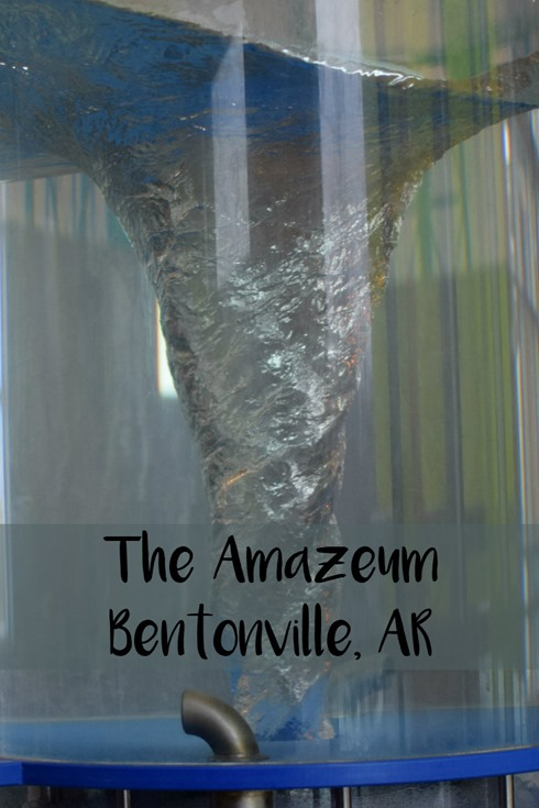 The Amazeum–Bentonville, AR