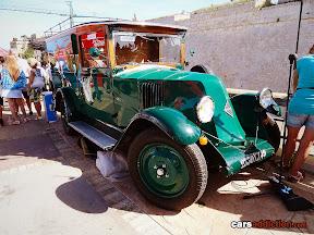 1929 Renault Fourgonette Van