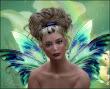 Green Magical Fairy