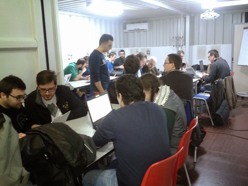 Coding dojo - Barcelona Software Craftsmanship