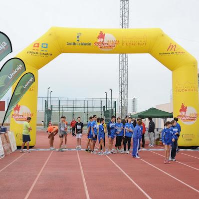 VIII Media Maratón de Miguelturra - Carreras mini