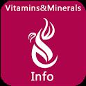 Vitamins & Minerals Info icon