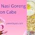 Resep Nasi Goreng Bon Cabe