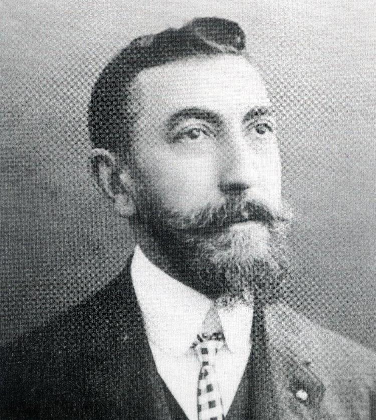 Salvador Janer. Uno de los principales impulsores de las obras del puerto.JPG