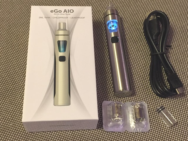 eGo AIO スターターキット