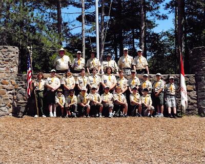 Settlers Camp at Trexler 2011
