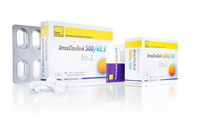 ამოქსიკლავ-დენკი 500/62.5 ⁄ AMOXICLAV DENK 500/62.5