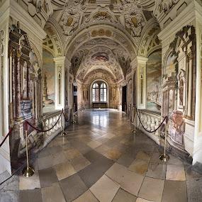 Castle Rosenau by Thomas Berwein - Buildings & Architecture Public & Historical