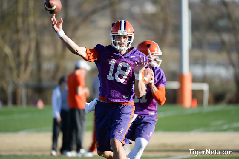 Spring Practice #1 Photos - 2014, Cole Stoudt, Football, Practice