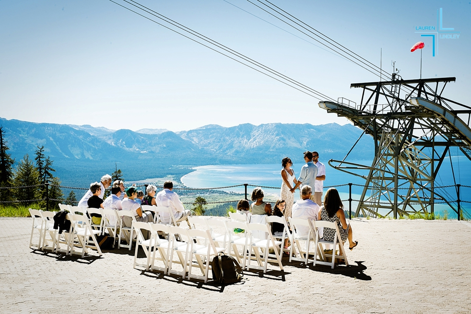Heavenly Resort Wedding
