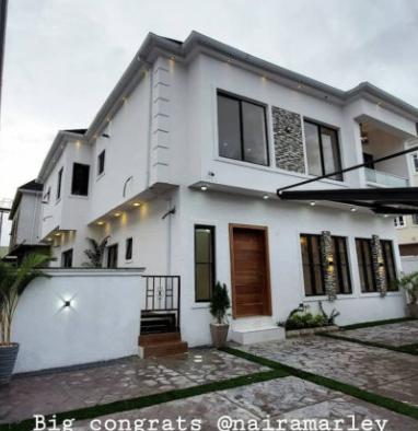 Naira Marley and his fifth mansion
