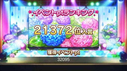 21372位 32095pt