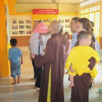 [DCQD-1000] Thầy và các phật tử thăm Ba Chúc - An Giang (01/08/2010)