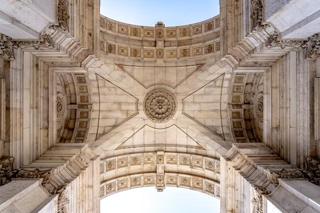 Imagen simétrica, foto de Carlos Larios