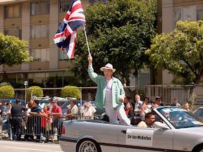 Sir Ian McKellen, Celebrity Grand Marshal