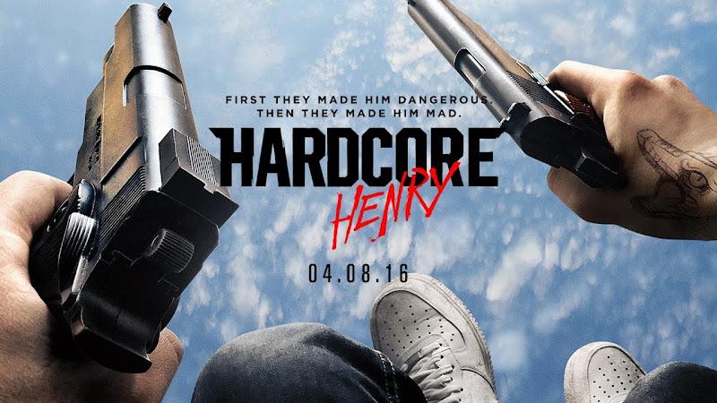 hardcore henry movie 2016