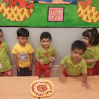 Fruit Salad Day Celebrated by Playgroup Section - Witty World (2015-16)