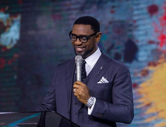 COZA pastor, Fatoyinbo, reacts to rape allegation