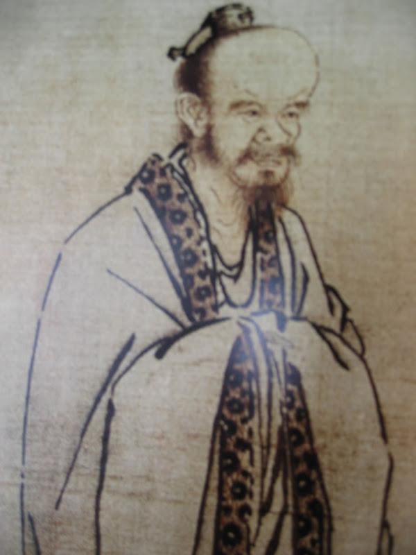 Confucius 524, Confucius